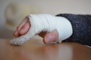 blunt force injury