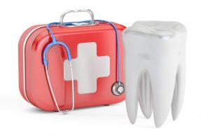 first aid for toothache