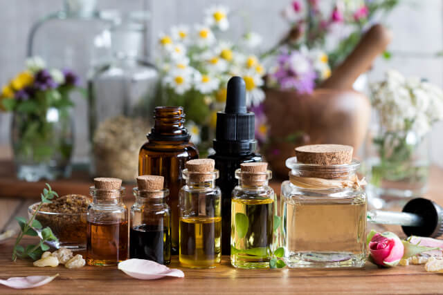 essential oils for lyme disease